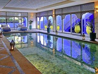 Hotel Sofitel Marrakech Palais Imperial Hotel Hallenbad