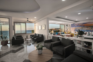 Hotel Archipelagos Lounge/Empfang