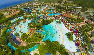 Hotel Aqua Fantasy Hotel & Spa Luftaufnahme