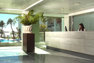 Hotel ONA Marinas de Nerja Beach & Spa Lounge/Empfang