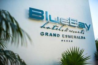 Hotel Bluebay Grand Esmeralda Landschaft