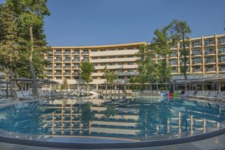 Hotel HVD Club Bor Außenaufnahme