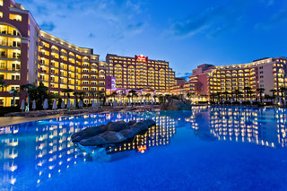 Hotel DIT Majestic Beach Resort Außenaufnahme