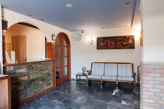 Hotel Erato Hotel Lounge/Empfang