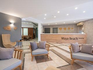 Hotel Maya Beach Lounge/Empfang