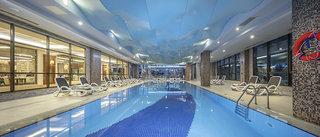 Hotel Aydinbey King´s Palace & Spa Hallenbad