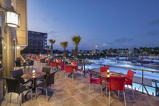 Hotel Aydinbey King´s Palace & Spa Terasse