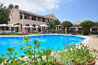 Hotel Acharavi Garden Außenaufnahme