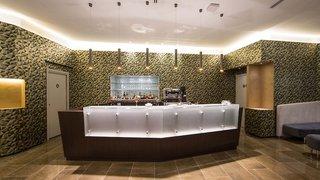 Hotel Monti Palace Lounge/Empfang