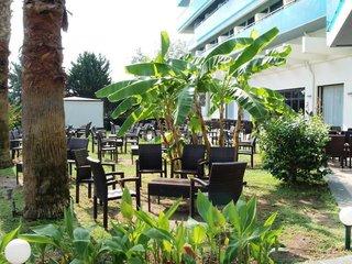 Hotel Calypso Beach Terasse