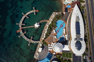 Hotel Granada Luxury Okurcalar Luftaufnahme