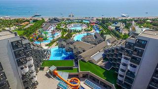 Hotel Limak Lara de Luxe & Resort Luftaufnahme