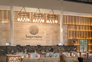 Hotel Impressive Resort & Spa Lounge/Empfang