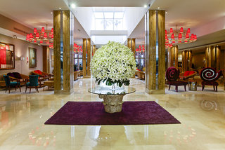 Hotel Bull Hotel Reina Isabel & Spa Lounge/Empfang