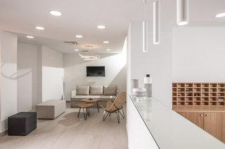 Hotel Aeolos Beach Lounge/Empfang