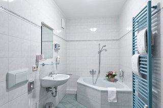 Hotel Aparthotels an der Frauenkirche - Münzgasse Badezimmer