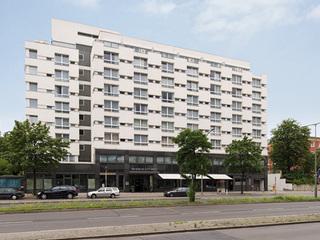 Hotel NH Berlin City West Außenaufnahme