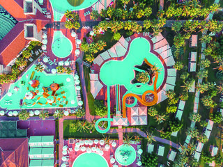 Hotel Paloma Grida Resort & SPA Luftaufnahme