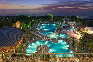 Hotel Delphin Palace Luftaufnahme