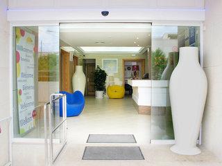 Hotel Bellavista & Spa Lounge/Empfang