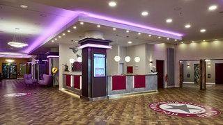 Hotel Hollywood Media Lounge/Empfang