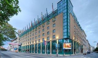 Hotel Arcotel Wimberger Außenaufnahme