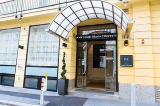 Hotel K+K Hotel Maria Theresia Außenaufnahme