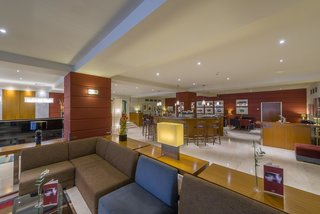 Hotel K+K Hotel Maria Theresia Lounge/Empfang