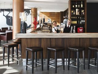 Hotel Mövenpick Hotel Stuttgart Airport Bar