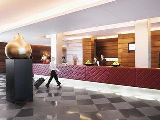 Hotel Mövenpick Hotel Stuttgart Airport Lounge/Empfang