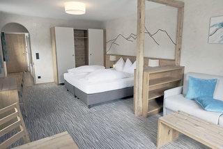 Hotel Mozart Badezimmer