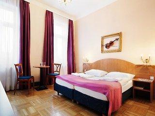 Hotel Boutique Hotel Donauwalzer Wohnbeispiel