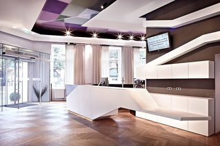 Hotel Boutique Hotel Donauwalzer Lounge/Empfang