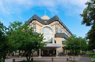 Hotel Leonardo Hotel Weimar Außenaufnahme