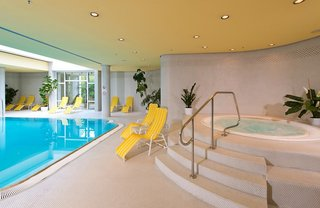 Hotel Leonardo Hotel Weimar Pool