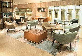Hotel Bilderberg Europa Hotel Scheveningen Lounge/Empfang