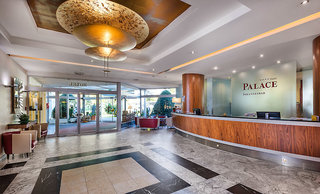 Hotel Johannesbad Hotel Palace Lounge/Empfang