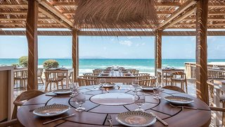 Hotel Mitsis Rinela Beach Resort & Spa Restaurant