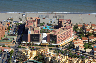 Hotel Best Roquetas Luftaufnahme