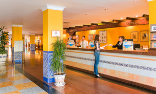 Hotel Best Roquetas Lounge/Empfang