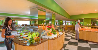 Hotel Best Roquetas Restaurant