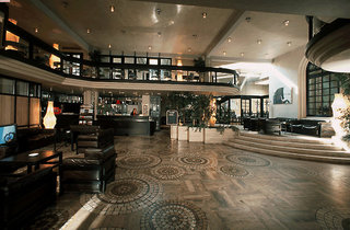 Hotel Central Lounge/Empfang
