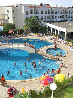 Hotel Club Alvor Ferias Pool