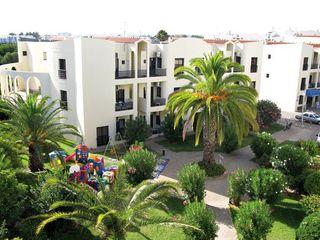 Hotel Club Alvor Ferias Garten