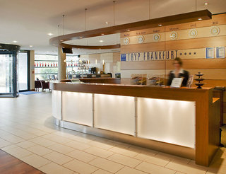 Hotel Hotel Frankfurt Messe Managed by Melia Lounge/Empfang