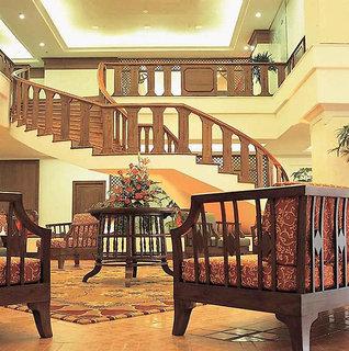 Hotel Amora Hotel Tapae Chiang Mai Lounge/Empfang