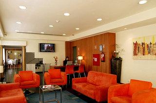Hotel Apulia Praia Lounge/Empfang