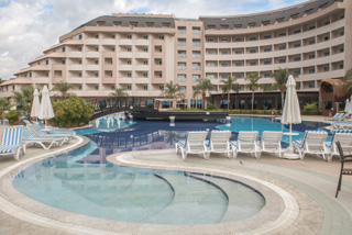 Hotel Long Beach Resort & Spa Außenaufnahme