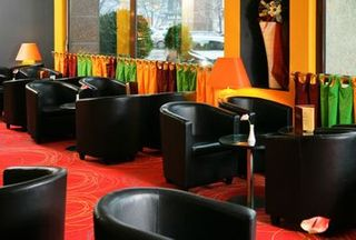 Hotel Vienna House Easy CracowLounge/Empfang