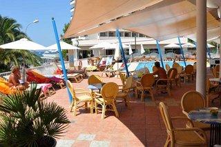 Hotel Osiris Ibiza Terasse